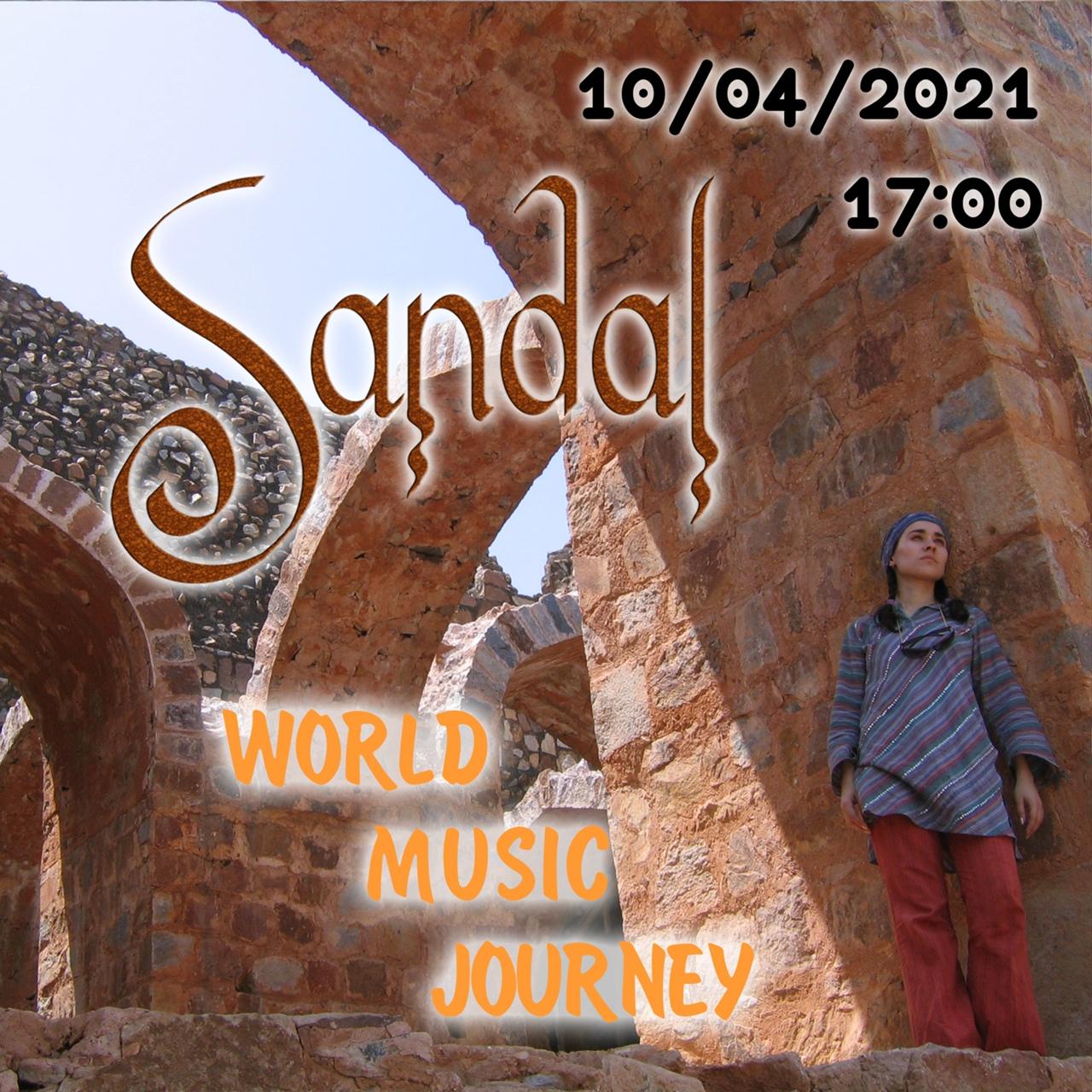 Афиша Новосибирск Концерт SANDAL, 10 апреля 2021, ОМ-Нирвана