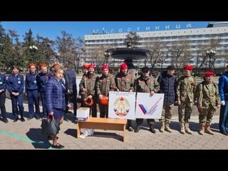 Отряды добровольцев в Иркутской области помогают в противопожарных и противопаводковых мероприятиях