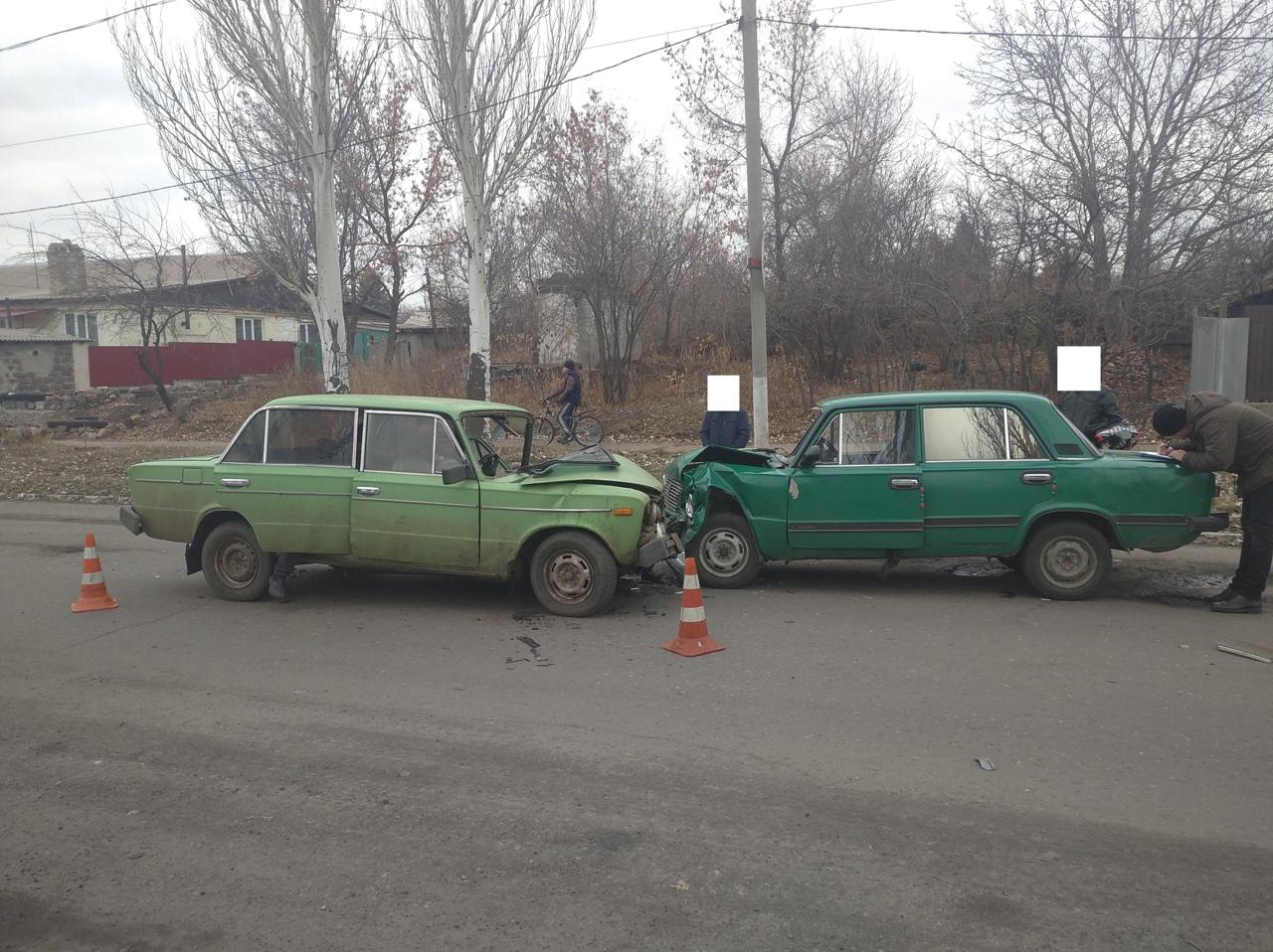 Происшествия на дорогах Республики
