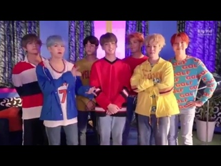 "[MESSAGE] 170918 Сообщение BTS для слушателей Naver Music в рамках релиза ""Love Yourself HER"""