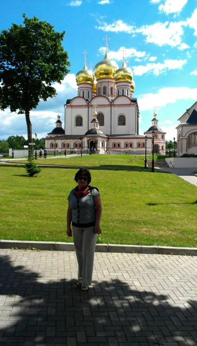 Любовь Киселева, Пестово