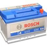 "Аккумулятор BOSCH  74Ah/680 правый ""+"""