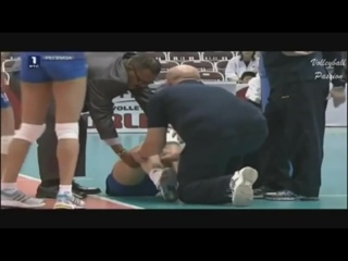 Most Horrific Volleyball Injuries (18+)