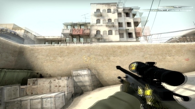 CS GO jump shot