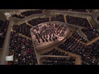 2. Elbphilharmonie 2017 / Открытие здания Филармонии в Гамбурге - Das Eröffnungskonzert #1 (Hamburg Großer Saal, 11 Jan 2017)