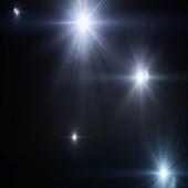 Footage Full HD (футаж) - camera flash light flares