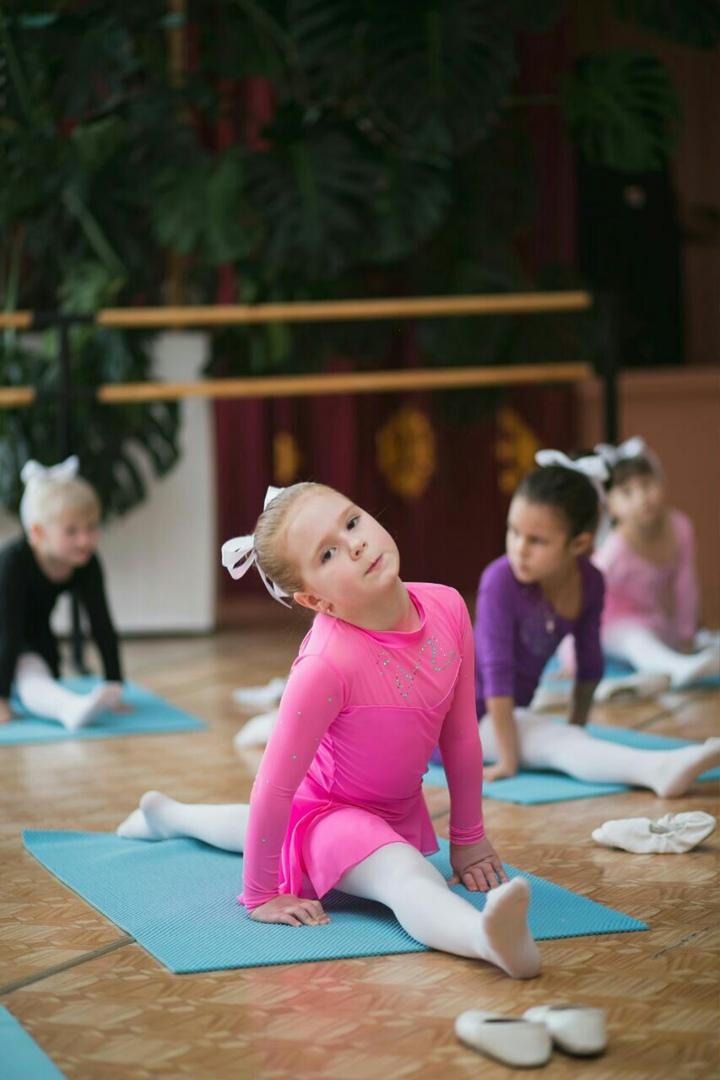 Анна Рыхленко, 6 лет, балет