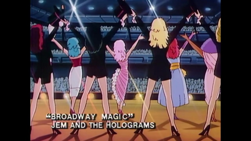 Jem and the Holograms Broadway Magic by Jem