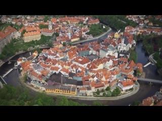 Чехия. Королевская атмосфера в местах Карла IV. Южная Чехия