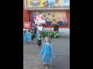 """Филиал 5 августа на Русиче с номером """"Моана"""". Dance Life"""