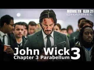 John Wick 3 Training Video Shows Off Keanu Reeves Gun Skills