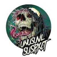 UNUSUVL SUSPXCT