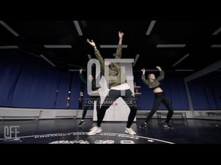 "DAY OFF   Boris Ryabinin choreography   ""Кометы"" by Monmart"