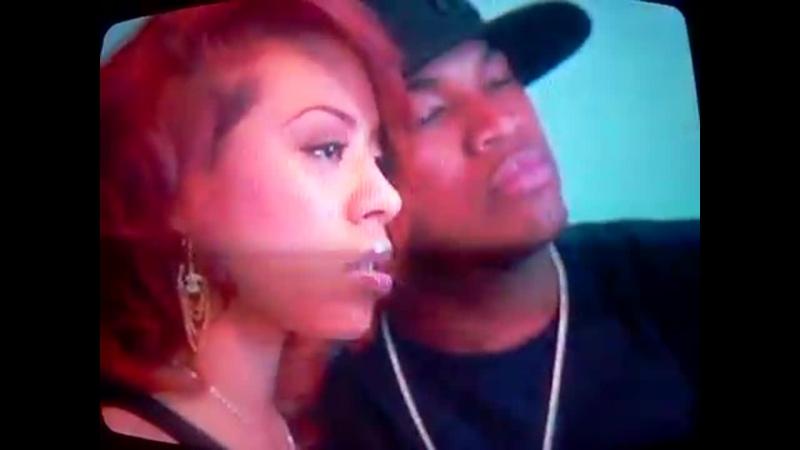 Кейша Коул и Ne Yo на съёмках фотосессии для Vibe 2005