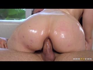 Ryan Smiles Sizzlin' Slo-Mo Booty [1080p, Oil, Anal, Redhead, Bubble Butt]