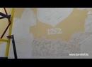 Барельеф Достопримечательности Слонима в процессе изготовления