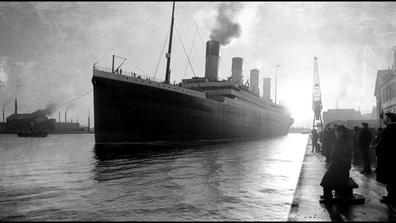 Титаник Кровь и сталь 09 Titanic Nascita di una leggenda 2012 ozv