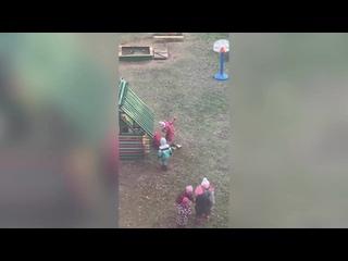 Драка в детском саду Ярославля