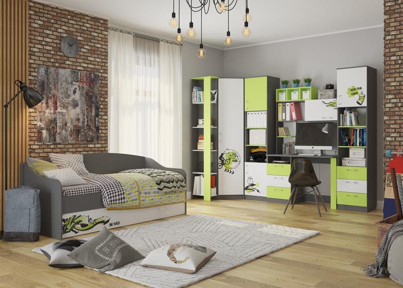 Мебель для детской: 9 ценных рекомендаций для родителей., изображение №6