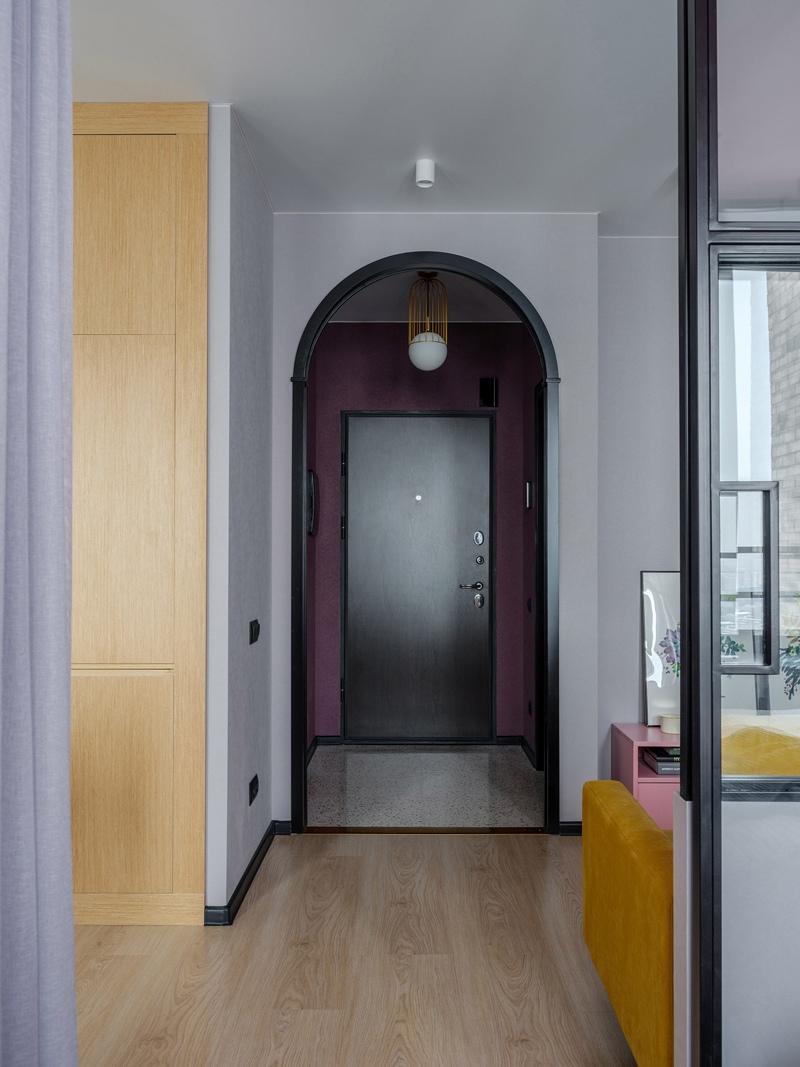 Интерьер квартиры 40 м.