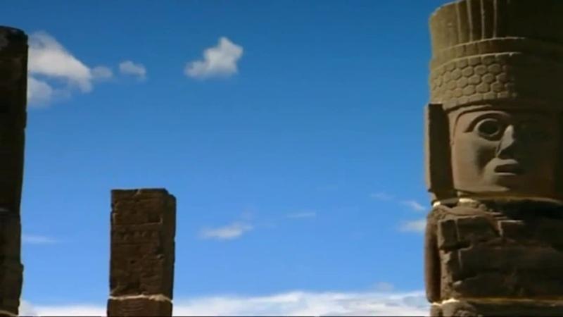 BBC 80 чудес света Часть 2 От Мексики до США