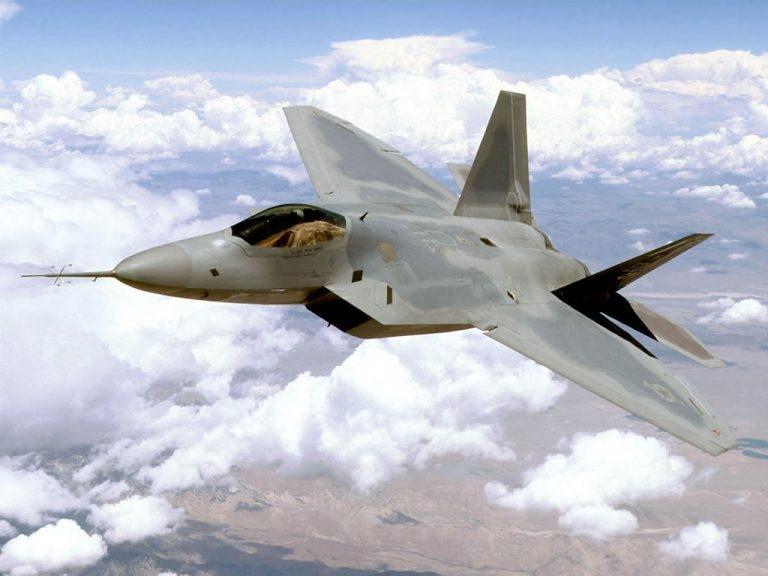 ИСТРЕБИТЕЛЬ ПЯТОГО ПОКОЛЕНИЯ F-22 RAPTOR, изображение №10