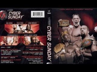 มวยปล้ำพากย์ไทย WWE Cyber Sunday 2006 Part 2 ครับ พี่น้อง เครดิตไฟล์ กลุ่มมวยปล้ำพากย์ไทย