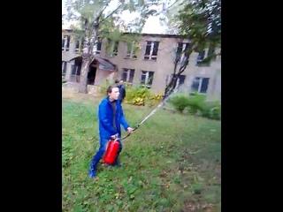 Артур Митин и виртуальный пожар (2015 год)