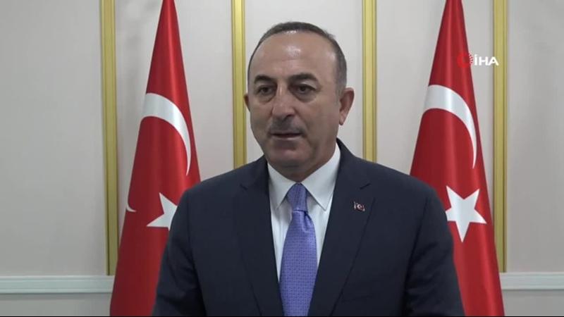 Bakan Çavuşoğlundan Göçmen Açıklaması.mp4