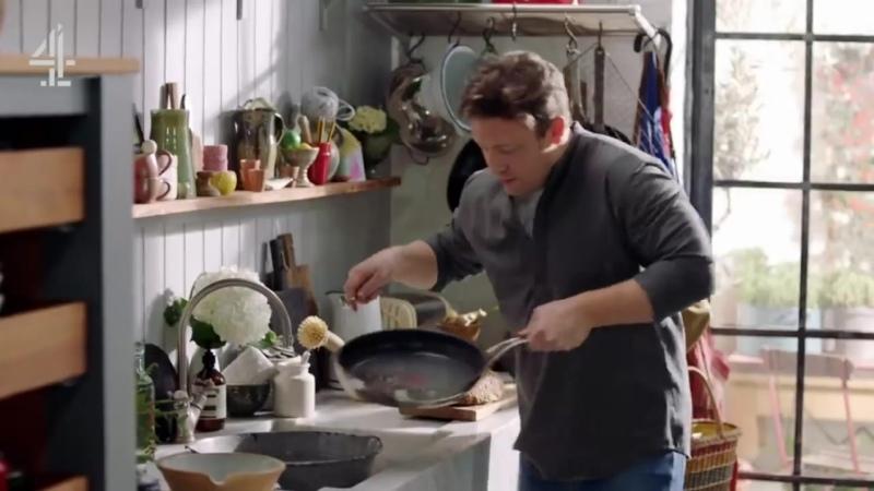 Быстрое приготовление стейка фри от Джейми Оливера