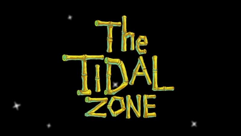 Губка Боб Ночная смена The Twilight Zone Parody
