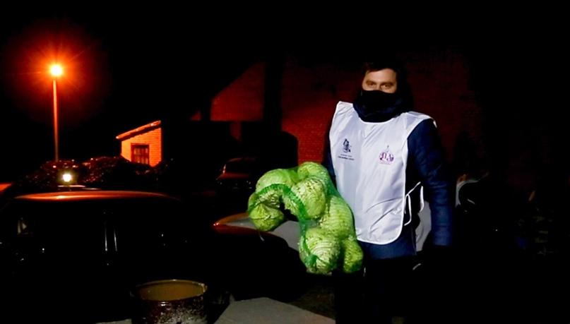 Добровольцы кинокомпании «Союз Маринс Групп» передали гуманитарную помощь семейному центру «Ковчег», изображение №5