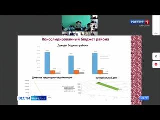 Артур Парфенчиков про социально-экономическое развитие