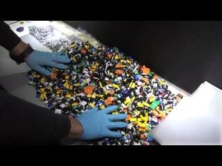 Сбор наркотиков в порочном порту