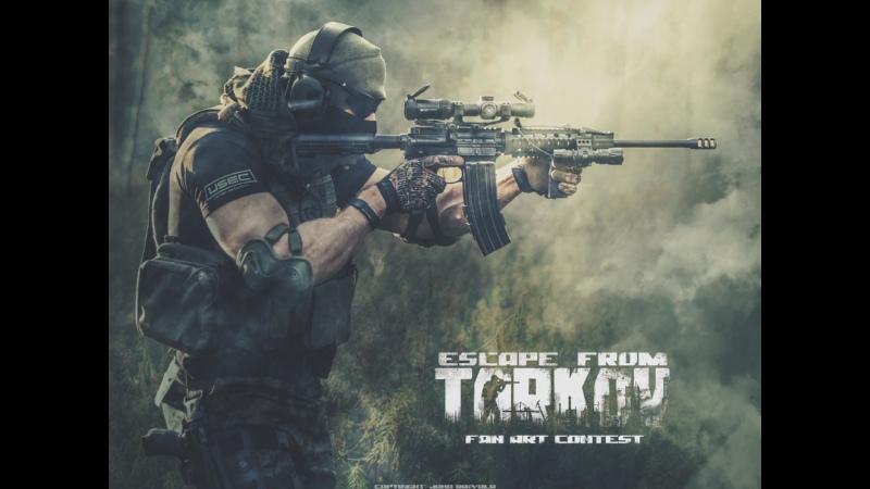 Escape from Tarkov RUS ENG 18 квесты