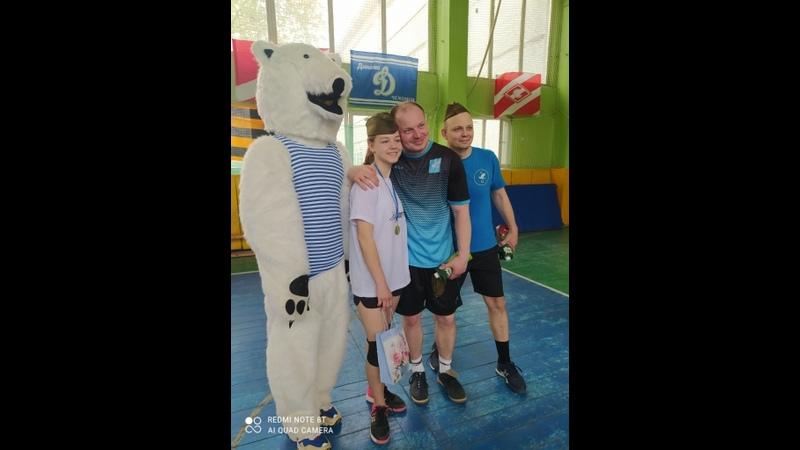 15 мая 2021 г Волейбол в Лунёвской школе Дню Победы посвящается