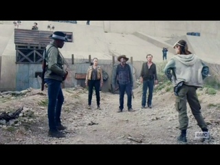 Бойтесь ходячих мертвецов 6 сезон 9 серия Алиша Кларк и Алфия #3