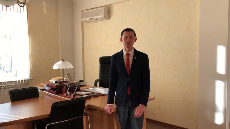 Поздравляем Евгения Константиновича Гиске 🤝