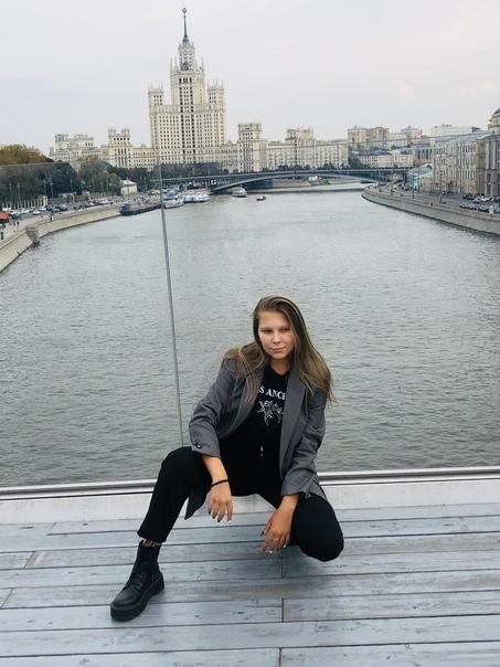 Кристина Ежкова, Самара, Россия