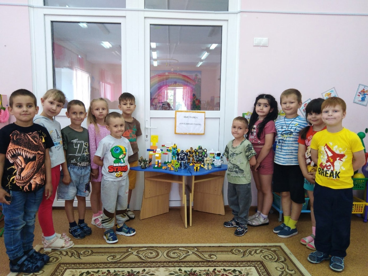 В детском саду №17 прошла тематическая исследовательская неделя