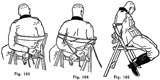 Как обездвижить пленника, изображение №10