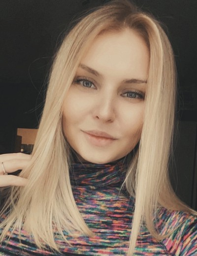 Елизавета Андреева, Москва