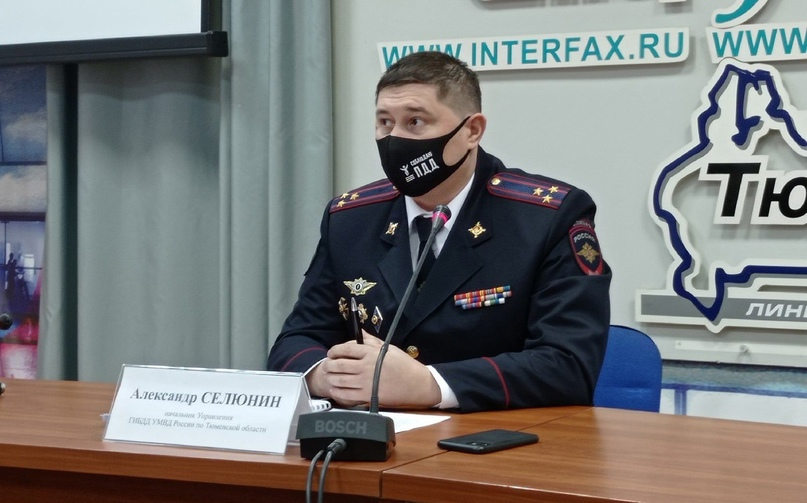Главного гаишника Тюменской области Александра Селюнина отправили в СИЗО на 2 ме...
