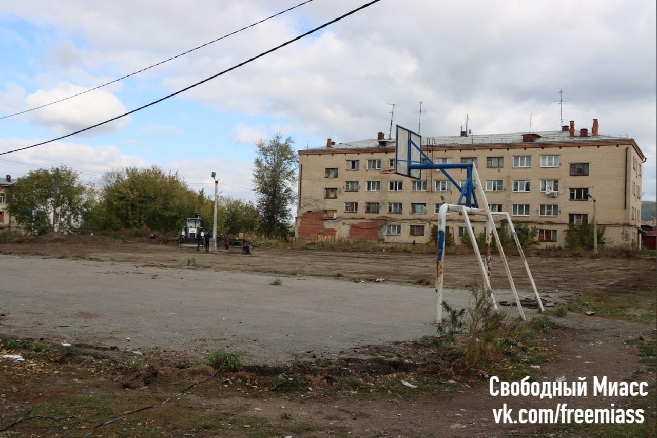 📢 В рамках областной субсидии «Инициативное бюджетирование» проводятся работы по...