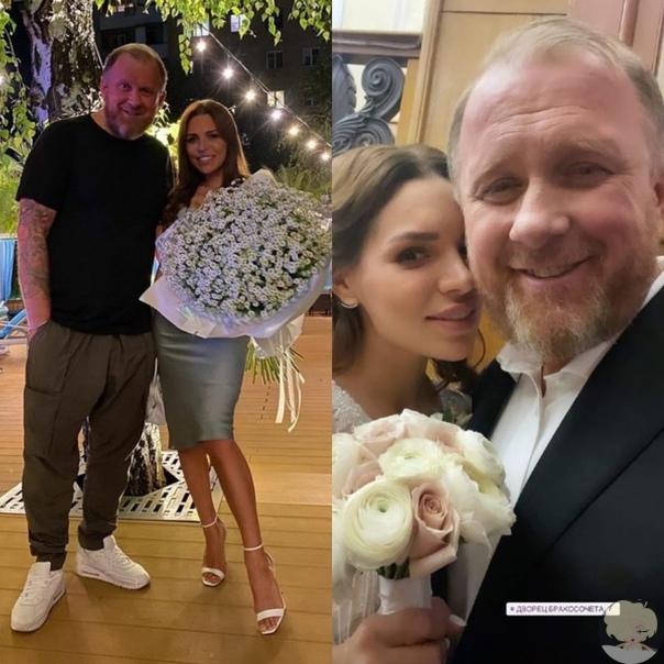 Константин Ивлев женился на молодой избраннице