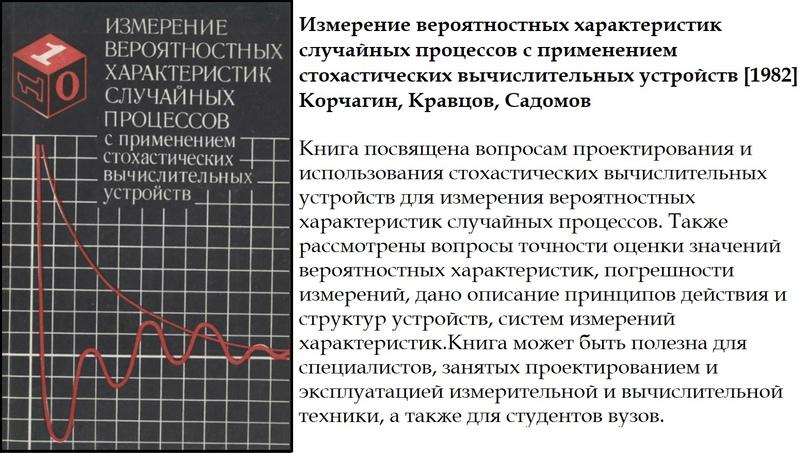 Измерение вероятностных характеристик случайных процессов с применением стохасти...