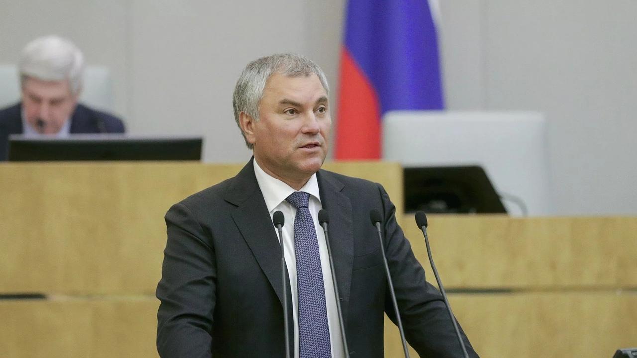 Спикер Госдумы Вячеслав Володин ревакцинировался от коронавируса