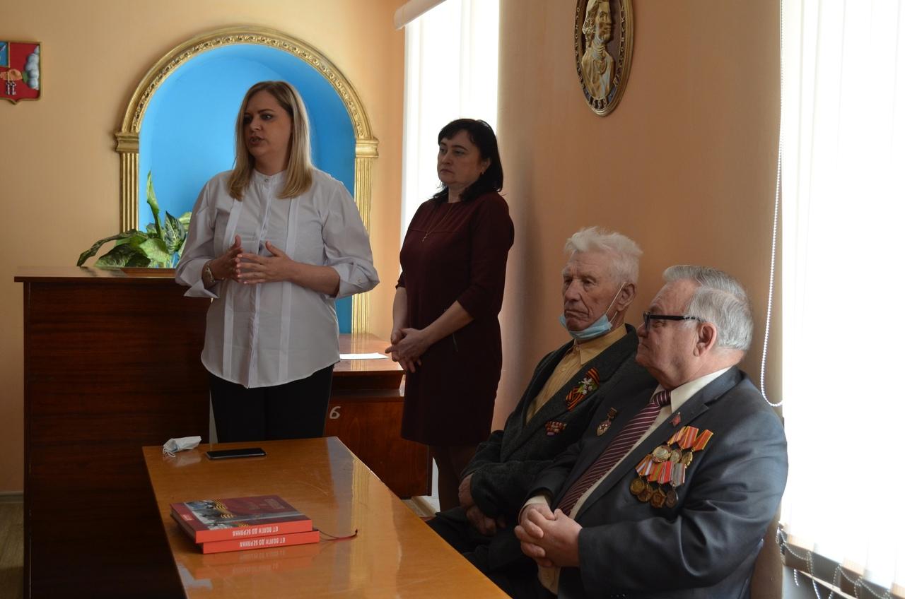 В Петровске наградили победителей районного конкурса школьных музеев