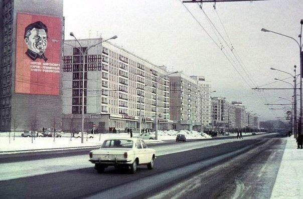 ул. Кирова,1988 год ⏳#новости #новостикузбасса #но...