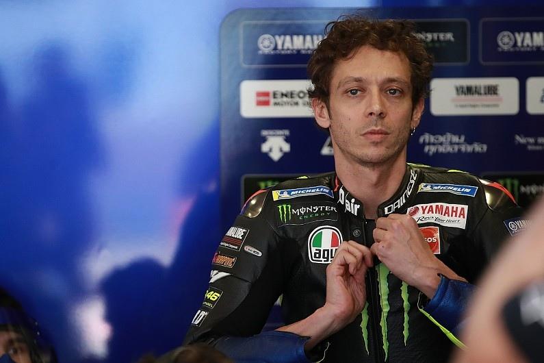 Валентино Росси потребуется 6-7 гонок для принятия решения о будущем